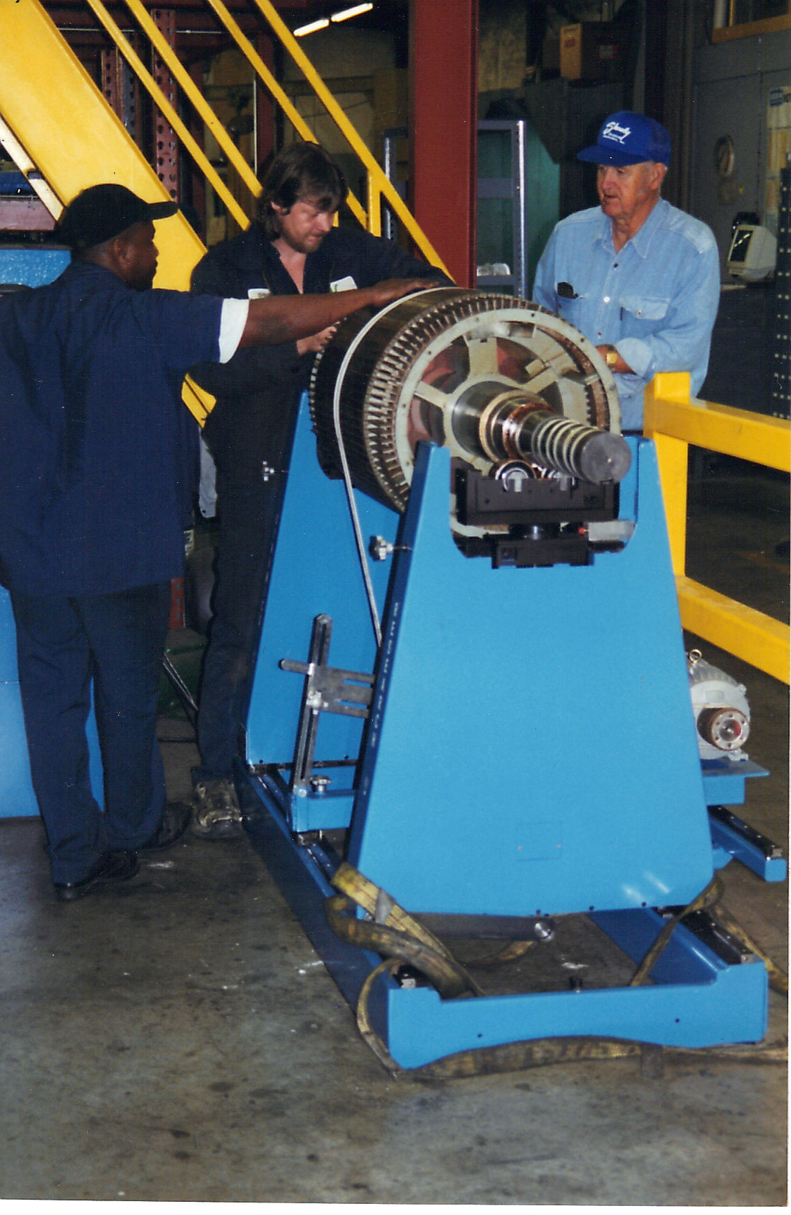 Electric Motor Service Ofclinton